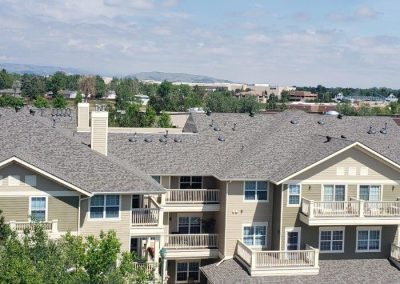 Key Roofing commercial roof repair